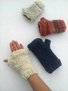 2-Hour Mitts by Simone Kereit