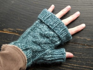 Axel Mitts by Sarah Pope